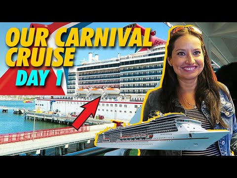 Cruise Ship Confiscated my Alcohol! | Day 1