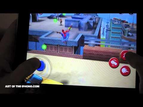 Fling Joystick for iPad Review