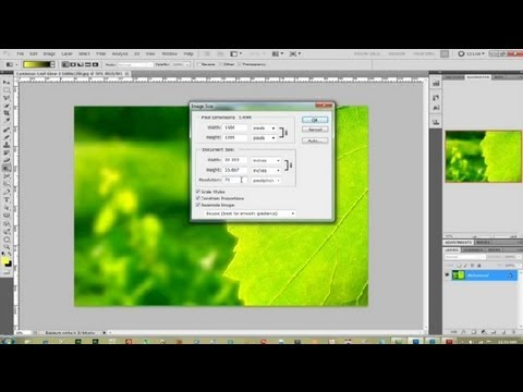How to Alter the DPI in Photoshop CS5 : Photoshop Help