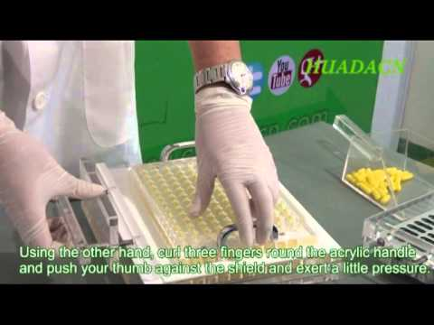 Part 3 operation video Hand operated capsule filler machines,encapsulation machines CN-120S