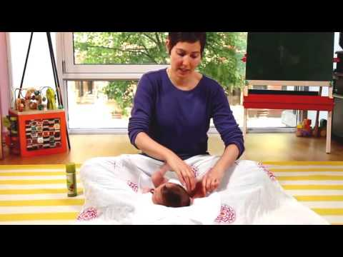 [Full HD] How to Massage Your Newborn Baby - New Born Baby - Massage Your Baby West Malling