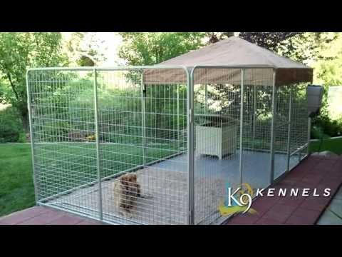 Dog Kennel Ideas - K9 kennel store