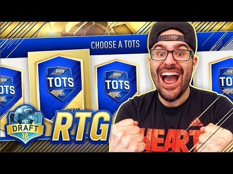 HOW TO GET THE BEST FREE PACKS FOR TOTS! - FIFA 18 Road To Fut Champions #181 RTG