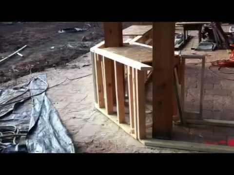 How to build an outdoor kitchen Building an outdoor kitchen