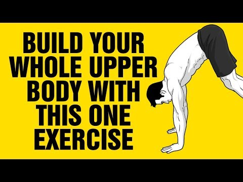 Build an Amazing Upper Body with This One Body weight Exercise - Sixpackfactory