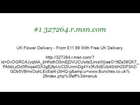 How-To Send Flowers To London