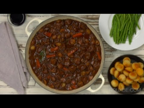 How to make  Beefless Bourguignon | Plant-Based