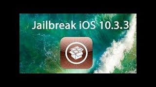 มาแล้ววว! วิธีเจลเบรค iOS 10 3 3 [32Bit][Helix] - PakVim net