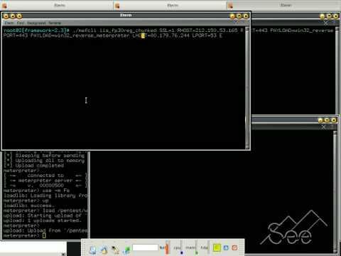 Mackem Hackers - Tunneling Through SSH