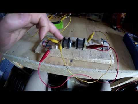 DC Motor Generator Free Energy Machine Fail