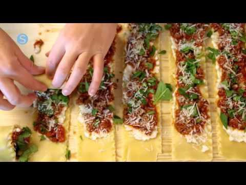 4 Cheese Lasagna Roll-Ups | Simplemost