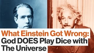 Einstein Refused To Accept The Disordered Universe   David Bodanis