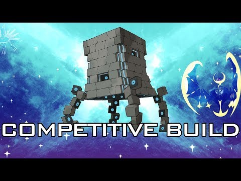 Stakataka Competitive Build (GYRO BALL BEAST) - Pokemon Ultra Sun & Ultra Moon
