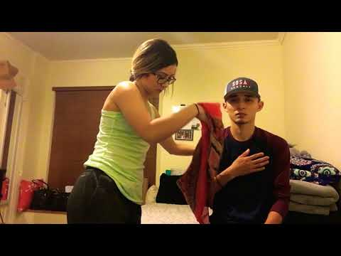 Ph 48 how to improvise a sling for a collar bone fracture