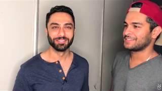 Q&As with Ahmed Ali Akbar