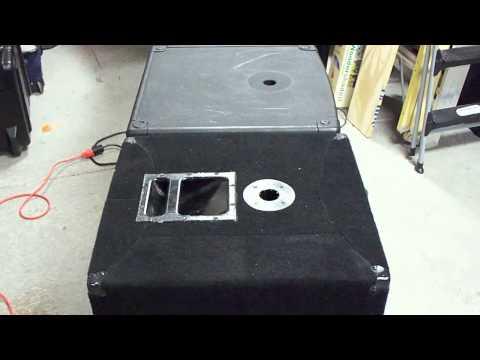 Tham 15 inch Subwoofer Speaker Box