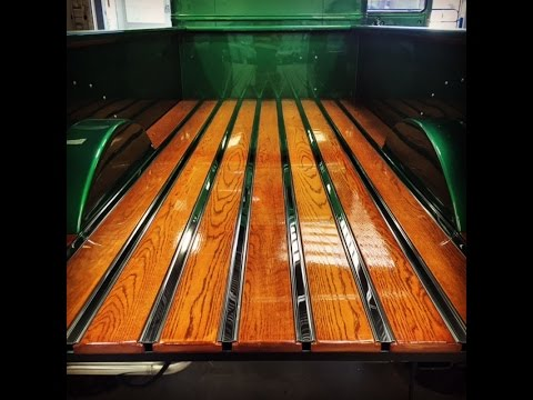 Custom Truck Bed for AAPEX (Part II)