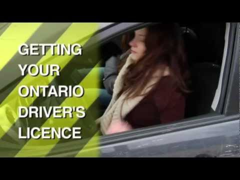 Getting your Ontario Driver's Licence (Part 2)