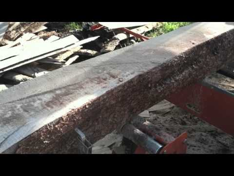 Rough-Cut a Log Mantle How-To