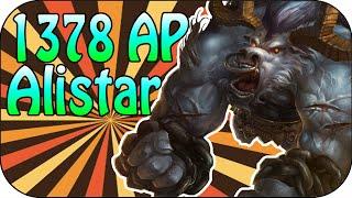 1378 Full AP ALISTAR MID - Tollwütige Kuh rastet aus