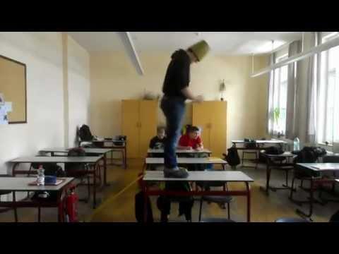 Harlem Shake at School Deluxxe
