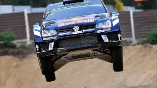 WRC VW Polo R ( The End Tribute ) Full HD