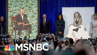 Trump's New Effort To 'Erase' Obamas Is Backfiring, Says Obama Portrait Artist | MSNBC