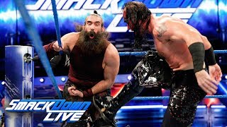 The Ascension vs. The Bludgeon Brothers: SmackDown LIVE, Jan. 9, 2018