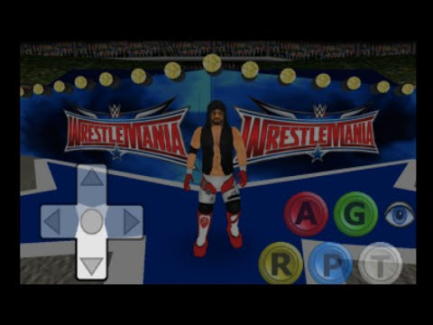 AJ Styles faces Chris Jericho at WM 32 - Wrestling Revolution 3D -  playithub com