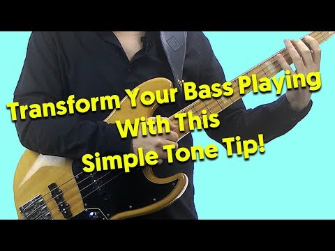 Transform Your Bass Playing With This Simple Tone Tip!