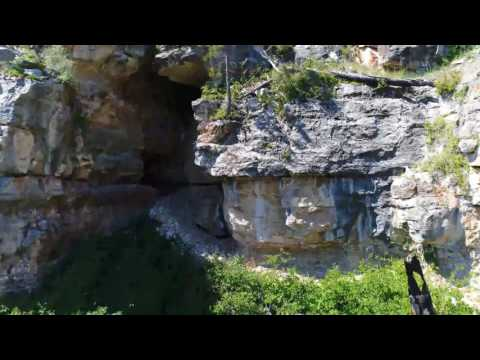 Hells Canyon III SD by Drone