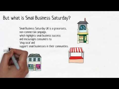 Small Business Saturday UK 2016