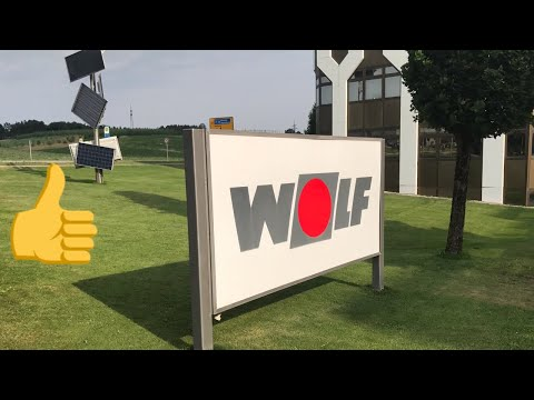 Wolf Boilers Germany Factory Tour / Day in the life Gas Plumber