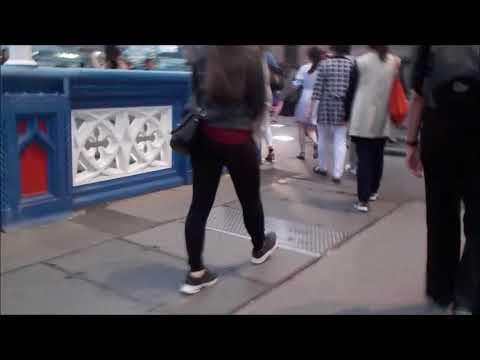 In the Streets of London - Southwark, River Thames, Tower Bridge, & the Tower of London