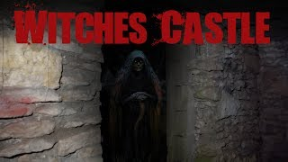 EXPLORING THE WITCHES CASTLE (REAL HORROR HAPPENED HERE)