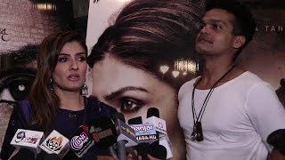Raveena Tandon & Madhur Mittal Promotional Interview For Movie Maatr
