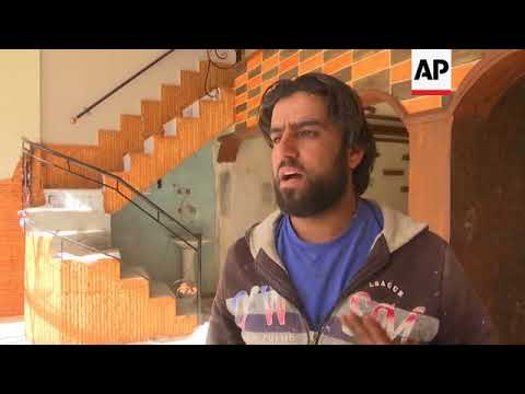 Residents of Raqqa in Syria feel abandoned as world moves on