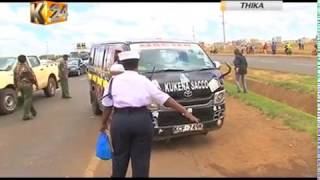 PUBLIC TRANSPORT PARALYSIS : Thousands of commuters stranded as Gov't enforces Michuki rules