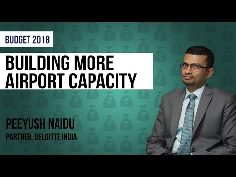 Budget 2018: India Needs More Airport Capacity. Funding Important To Make Common Fly Under Udaan