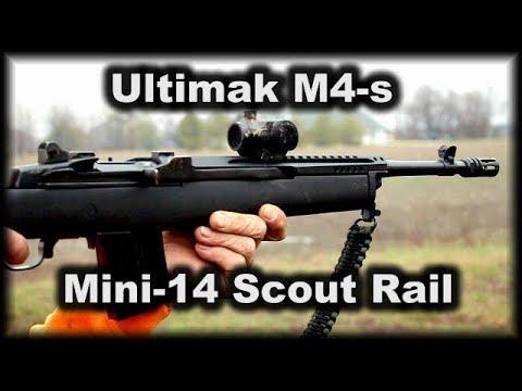 Ultimak M4-s mini14 Scout Rail - PakVim net HD Vdieos Portal