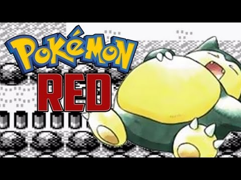Let's Play Pokemon Red - Part 10 - Safari Zone & HM Surf & Strength