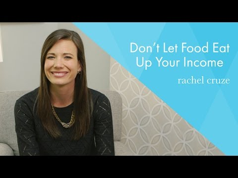 Don't Let Food Eat Up Your Income