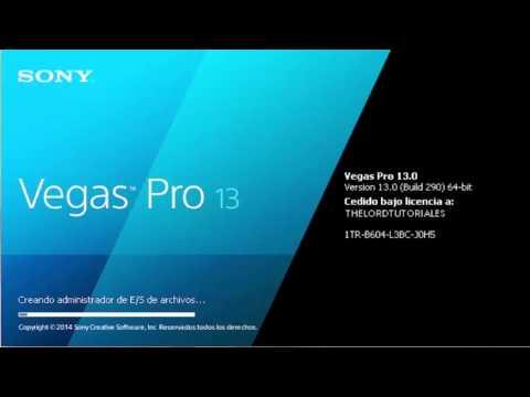 Sony Vegas 13 x64 Español Full Descargar