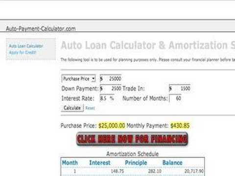 auto loan calculator 360 ios android app auto apr rate calculator