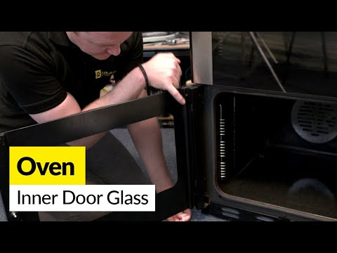 How to Replace the Inner Door Glass in a Cooker
