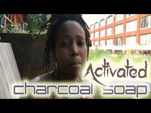 Benefits of using our Activated Charcoal soap