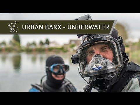 URBAN BANX UNDERWATER - URBAN CARP FISHING