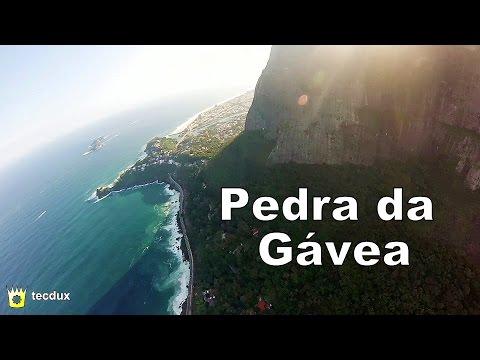 Drone FPV - Pedra da Gavea 840m - Rio de Janeiro, Brazil