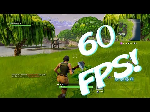 How to get Fortnite at 60 FPS on Console!