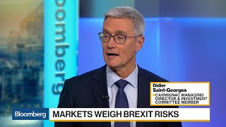 Saint-Georges: Brexit to Get Very Difficult for Market